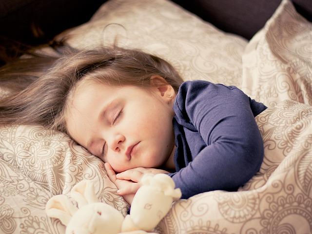 שעות שינה לילדים