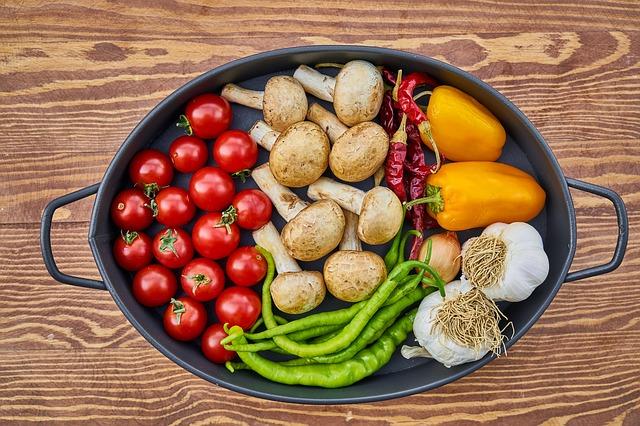 לגרום לילדים לאכול ירקות