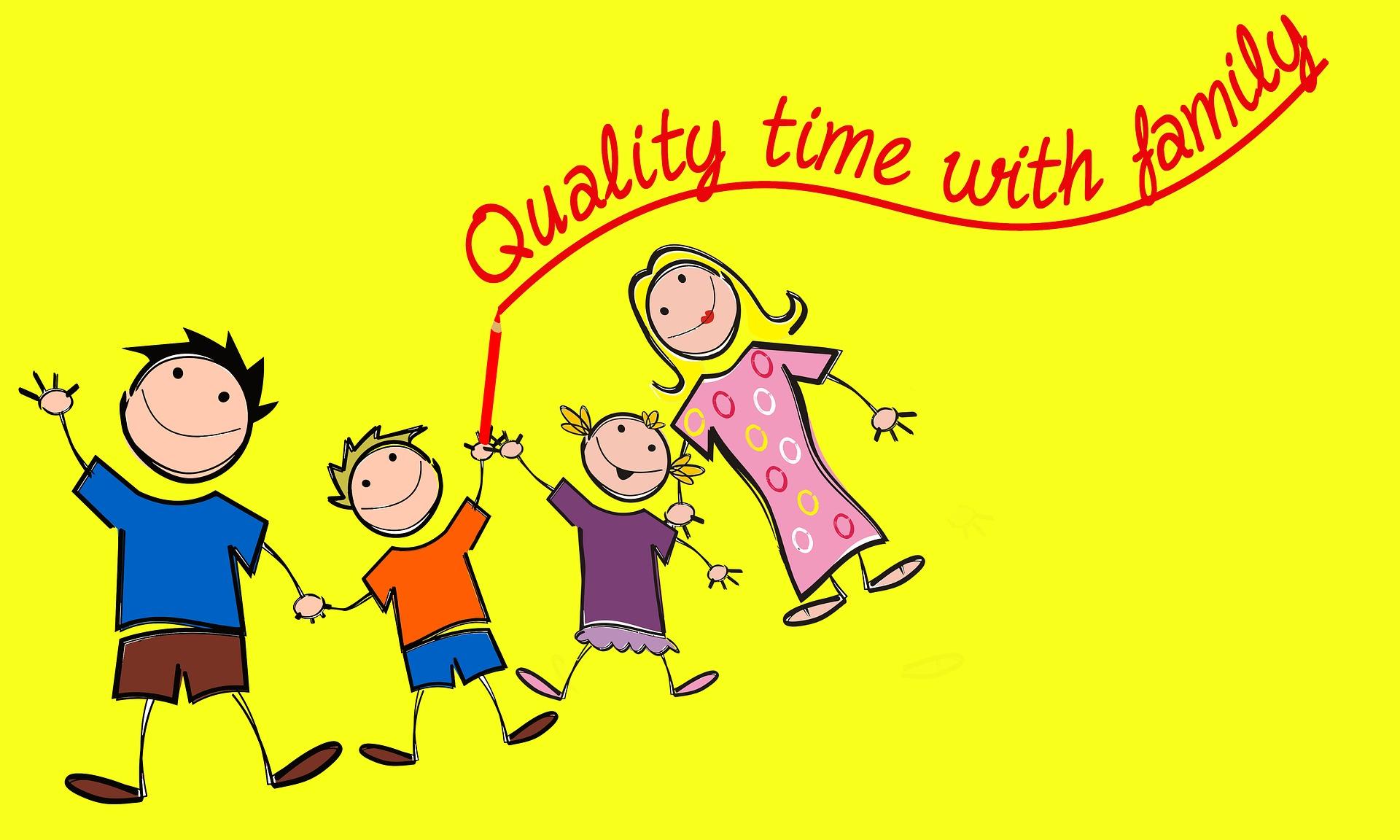 זמן איכות עם הילדים למה זה כל כך חשוב מגיל קטן