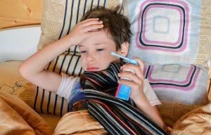 הילדים סובלים מצינון וליחה אפשר לסייע בדרך טבעית